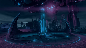 Saints Row IV Main Menu background - Flashpoint