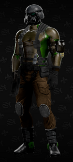 SRTT Outfit - empire fighter (male)