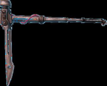 Shock Hammer model - open