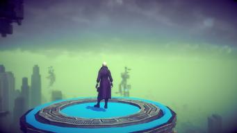 Simulation Override 7 - Nightmare sky