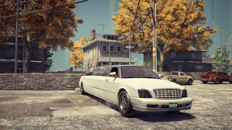 Status Quo - front right in Saints Row The Third Remastered