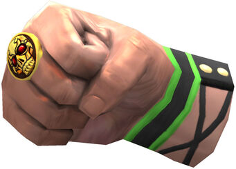 Apoca-Fist model