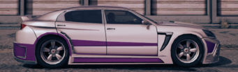 Blade - right in Saints Row IV