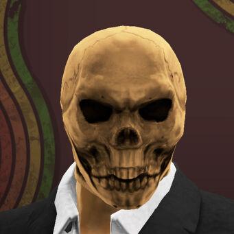 Horror Pack - Skeleton Mask