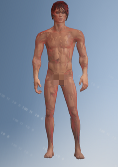 Matt Miller - Matt's Back - character model in Saints Row IV