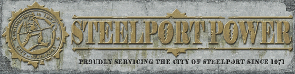 Steelport Power texture