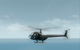 Thompson - left in flight in Saints Row The Third