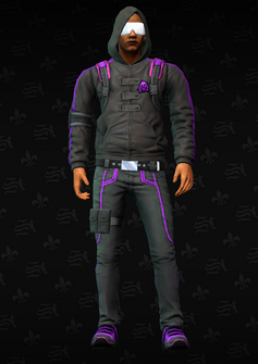 Gang Customization - Decker 5 - Raymond - in Saints Row The Third