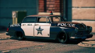 Gunslinger Police