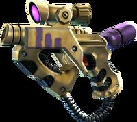 SRIV SMGs - Alien SMG - Xenoblaster - Gold-Plated