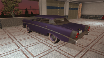 Saints Row variants - Hollywood - HooptiePurple2 - rear left