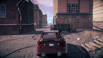 Solar - rear in Saints Row IV