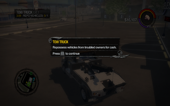 Tow Truck tutorial