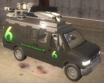 Anchor - News 6 - front right in Saints Row 2
