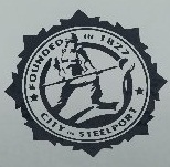 Steelport Police logo