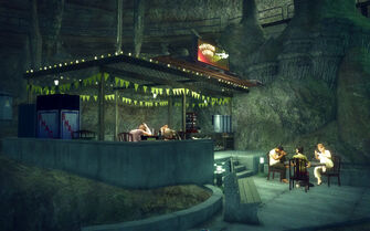 Stilwater Caverns - restaurants