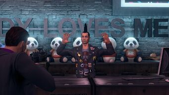 Store Hold-Up in Nobody Loves Me in Saints Row The Third