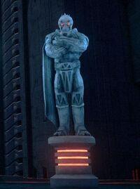 Zinyak Statue