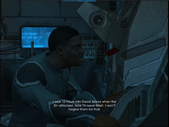 Keith David mentioning Dead Island