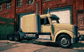 Peterliner - front right in Saints Row IV