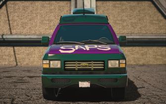 Saints Row IV variants - Anchor Escort2 - front