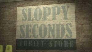 Sloppy Seconds logo