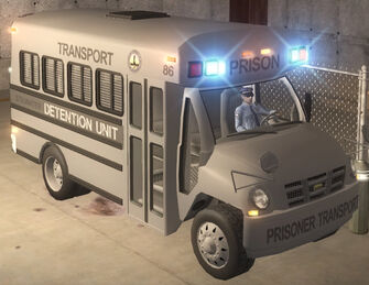 Warrant - front right in Saints Row 2