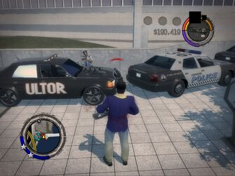 Five-O - Ultor and Police variants