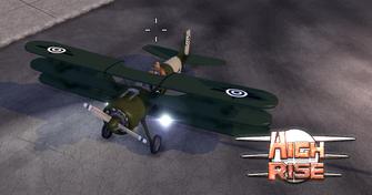 High Rise - Triplane Decals 2 variant