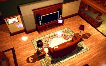 University Loft - Ultra Modern - TV