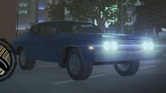 Bootlegger - front right with headlights in Saints Row 2