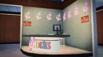 Cocks lobby