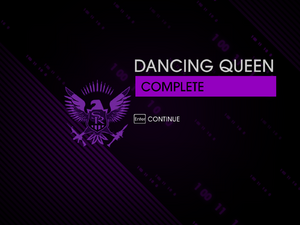 Dancing Queen complete
