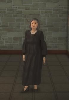 Judge female - asian judge - character model in Saints Row 2