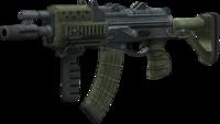 K-8 Krukov level 1 model