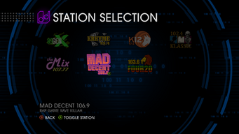 Radio Stations in Saints Row IV - Mad Decent 106.9 description