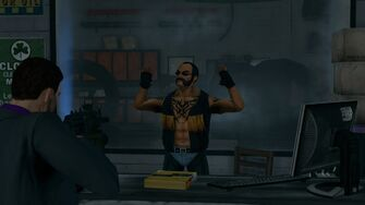 Rim Jobs - Hold Ups in Saints Row The Third