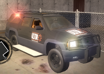 FBI - Ultor CS - front right in Saints Row 2