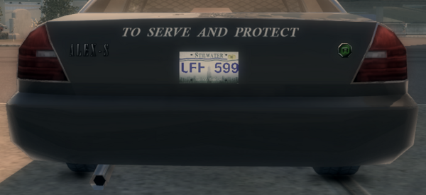Five-O - To Serve and Protect