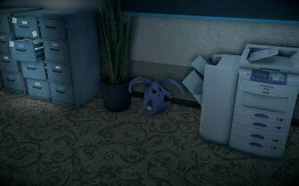 Cabbit in Image As Designed in Saints Row IV