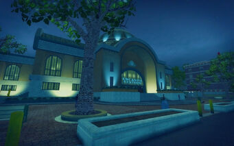 Encanto in Saints Row 2 - Encanto Station