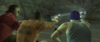 First Impressions - Maero, Playa and Carlos shooting at cops