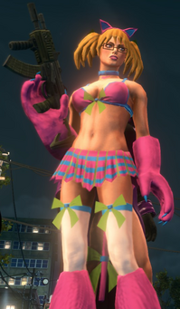 In-game pic of Sexy Kitten