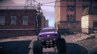 Infuego XL - rear