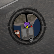 Mini Map HUD in Saints Row 2