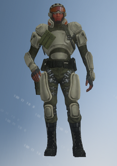 STAG - soldier2b - Joleen - character model in Saints Row IV