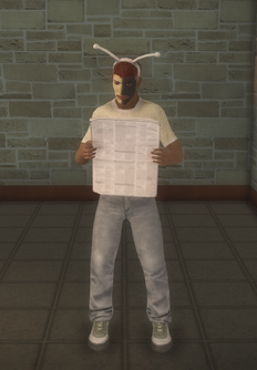 Sportsfan - sportsfan paper preset - character model in Saints Row 2