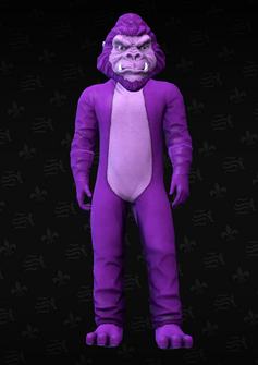 Gang Customization - Mascot 9 - Gorilla - in Saints Row The Third