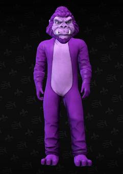 Gang Customization - Mascot 9 - Gorilla - in Saints Row The Third