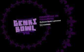 Genki Bowl VII Champion